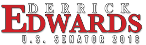 Derrick Edwards for State Treasurer 2017