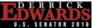 Derrick Edwards for US Senate